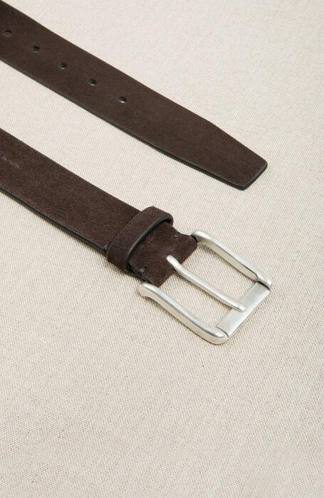 Cintura in Pelle di Vitello con Inserti , Officina Slowear | Slowear