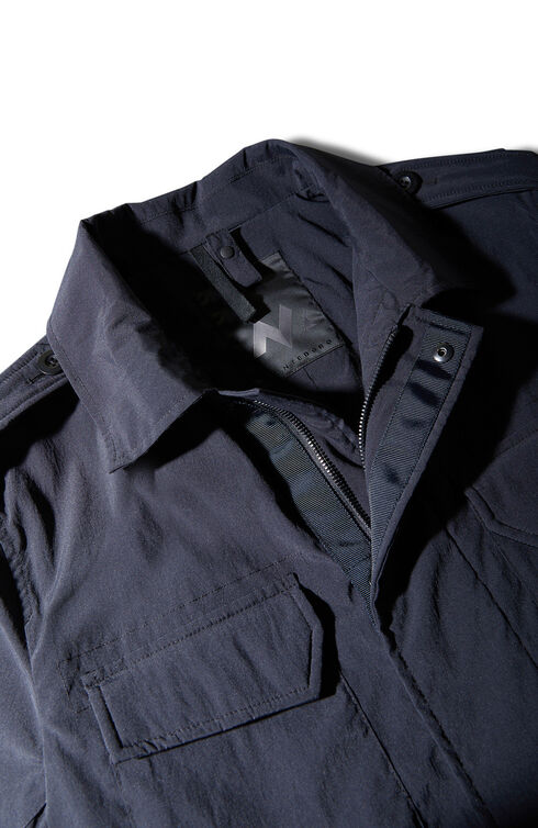 Field Jacket in Cool Touch Technical Fabric  , Urban Traveler | Slowear