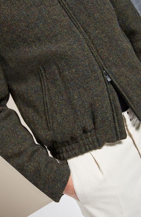 Lined outerwear jacket with Primaloft padding , Montedoro | Slowear