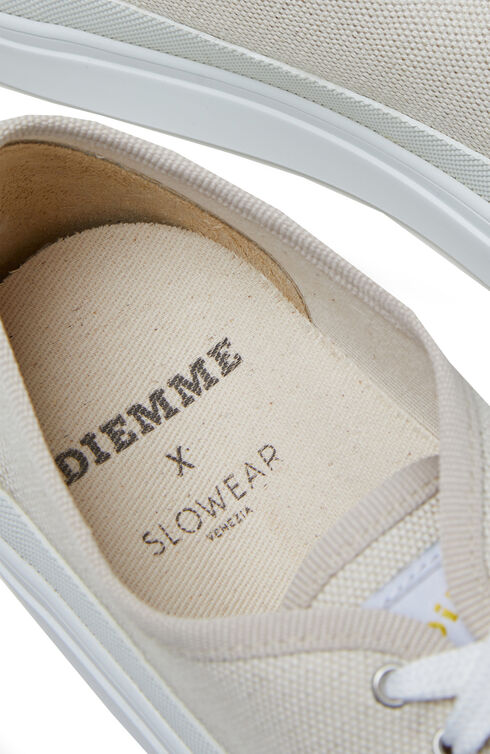 Canvas trainers , DIEMME X SLOWEAR | Slowear