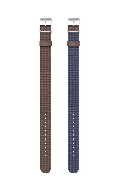 Diver's watch with resin case and double strap , Timex | Slowear