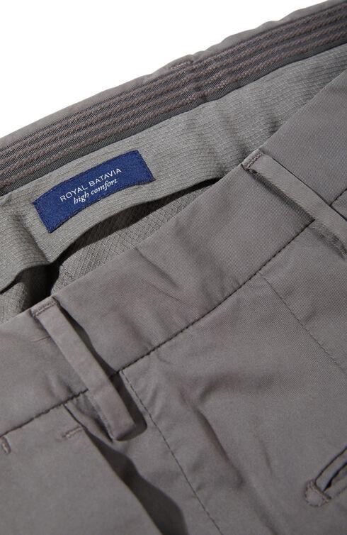 Slim fit Royal Batavia stretch cotton trousers , Incotex - Venezia 1951 | Slowear