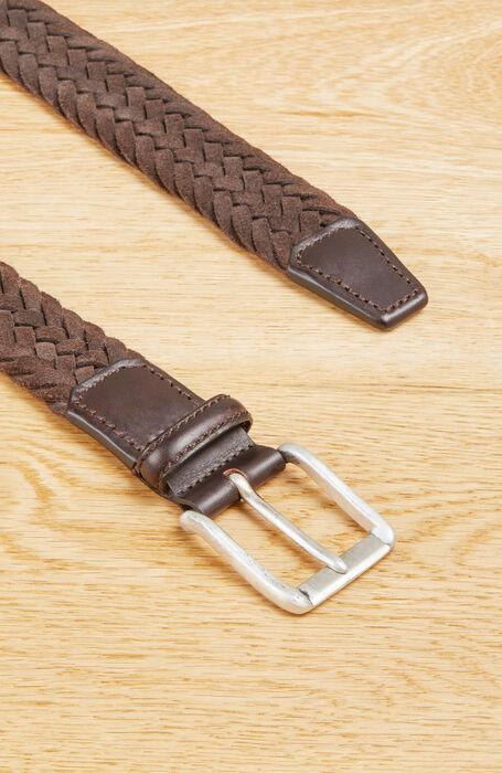 Cintura in Treccia di Lana Vellutata , Officina Slowear | Slowear