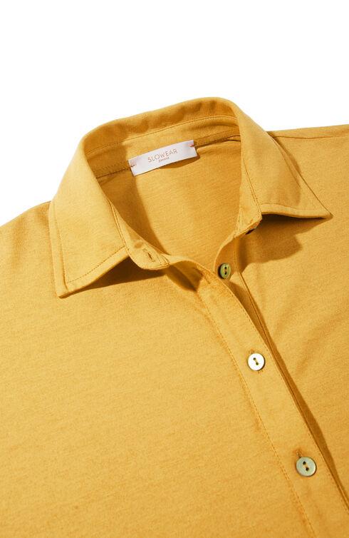 Short sleeve regular fit IceCotton polo shirt , Slowear Zanone | Slowear
