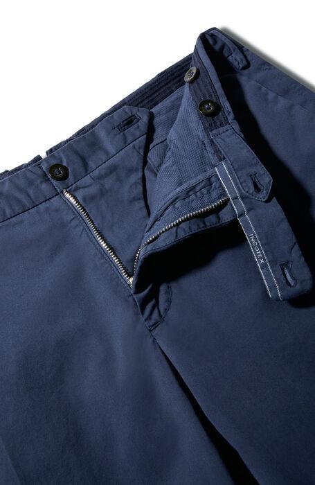 """Royal Batavia"" stretch cotton slim fit trousers , Incotex - Venezia 1951   Slowear"