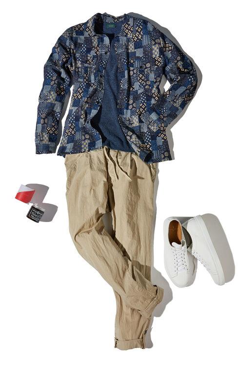 Regular-fit short-sleeve cotton bouclé T-shirt , Zanone | Slowear