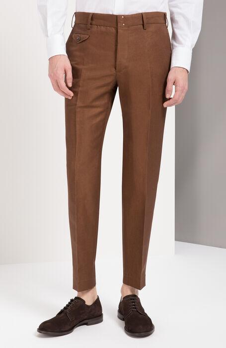 Regular Fit Tapered Leg Trousers , Incotex - Verve | Slowear