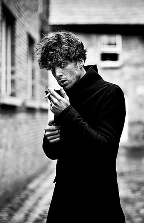 Mattia Zoppellaro - Paolo Nutini (2014) , Mattia Zoppellaro | Slowear