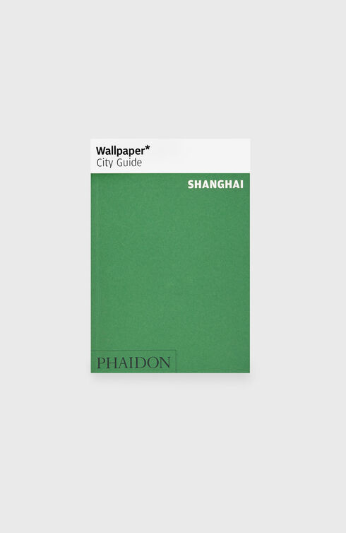 Wallpaper City Guide Shanghai , PHAIDON | Slowear