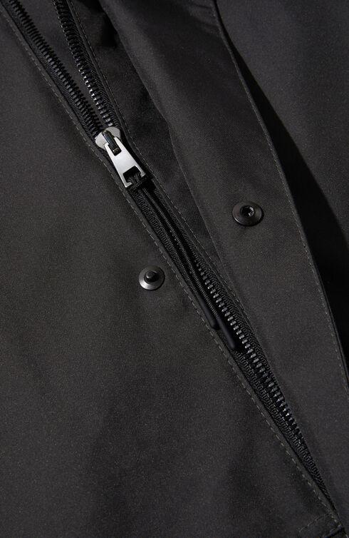 Unlined technical fabric parka , Slowear Teknosartorial | Slowear