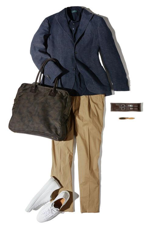 Short-sleeve regular-fit Ice Cotton polo shirt , ZANONE Icecotton   Slowear