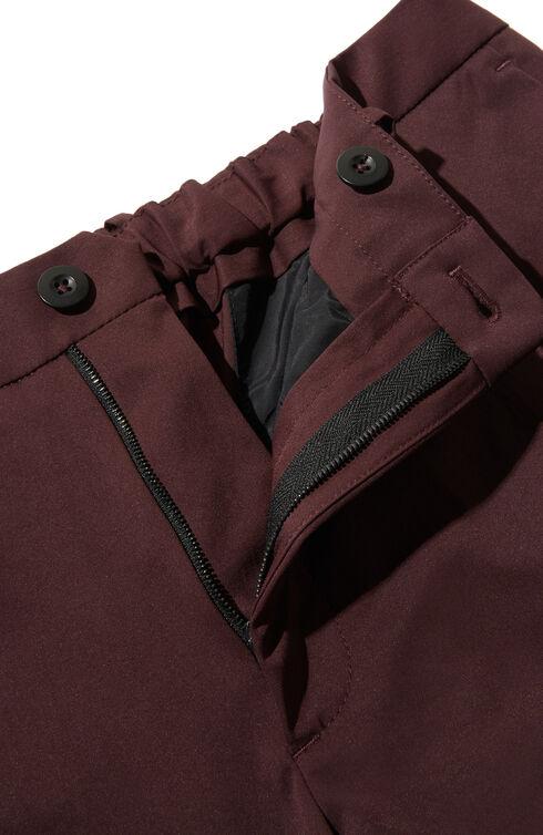 Slim-fit Tekno Gab trousers with back waist elastic , Slowear Teknosartorial   Slowear