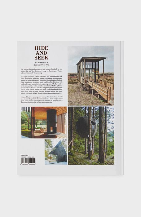 Hide and Seek: The Architecture of Cabins and Hide-Outs , Die Gestalten Verlag | Slowear