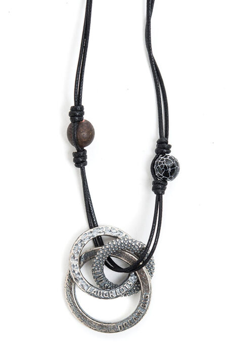 Three Rings Necklace , Emporio Slowear | Slowear