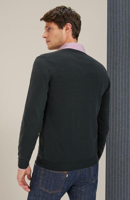 """V-neck """"Flexwool"""" sweater , Zanone   Slowear"""