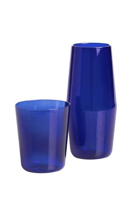 Bonne Nuit Glass by R+D.LAB Blue , R+D.LAB | Slowear