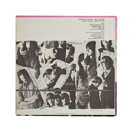 Vinyl - SURREALISTIC PILLOW-JEFFERSON , Emporio Slowear | Slowear