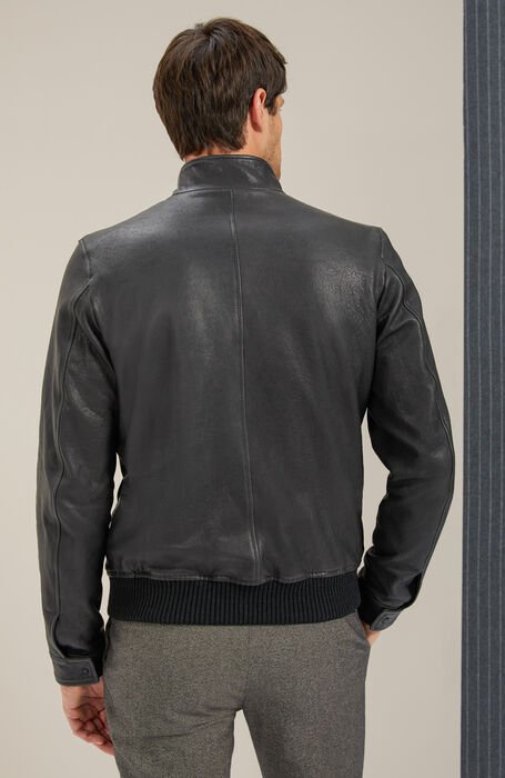 Leather jacket , Montedoro | Slowear