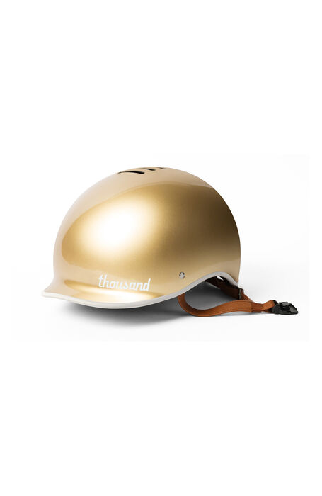 Thousand: gold bike helmet - size M , Thousand   Slowear