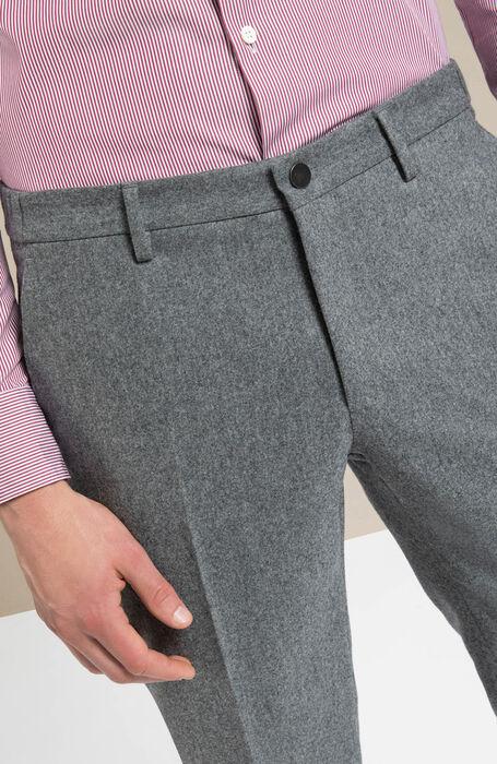 Tapered Fit wool trousers , Incotex - Venezia 1951 | Slowear