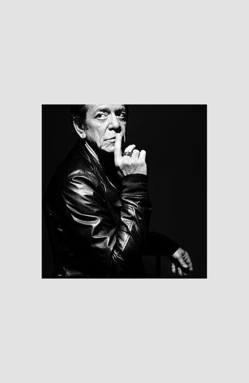 Mattia Zoppellaro - Lou Reed (2012) , Mattia Zoppellaro | Slowear