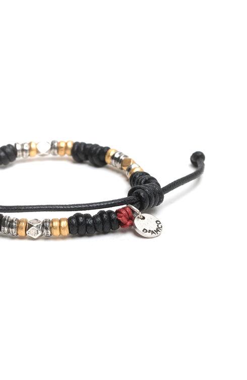 Rondelle and knot bracelet , Officina Slowear | Slowear