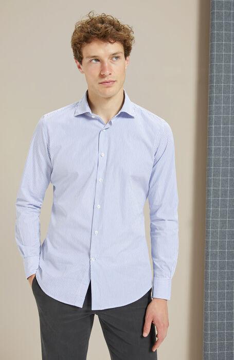 Camicia slim fit con collo francese , Glanshirt | Slowear