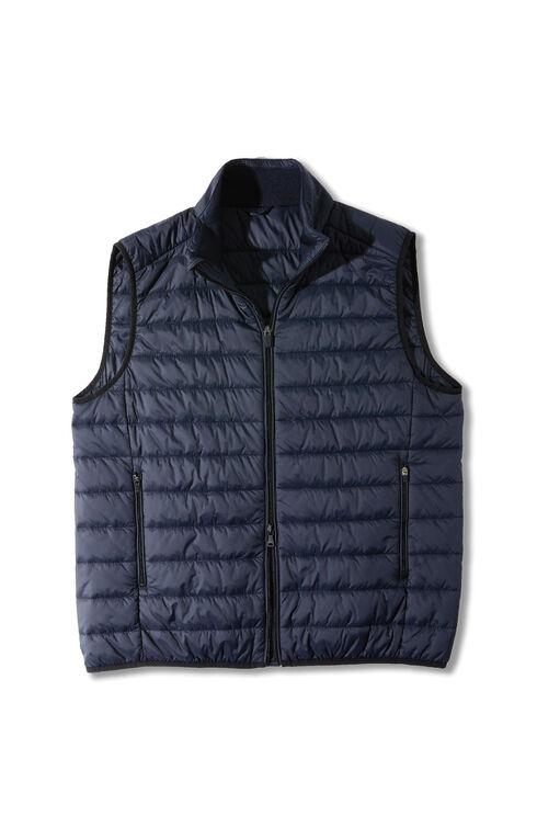 Padded vest with zip closure , Urban Traveler   Slowear