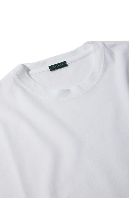 Short-sleeve slim-fit Ice Cotton T-shirt , ZANONE Icecotton | Slowear