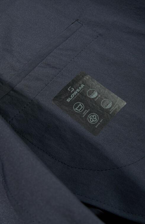 Single-breasted unlined Tekno Gab jacket , Slowear Teknosartorial   Slowear