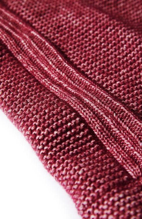 Slim fit cotton and alpaca wool vest  , Zanone | Slowear