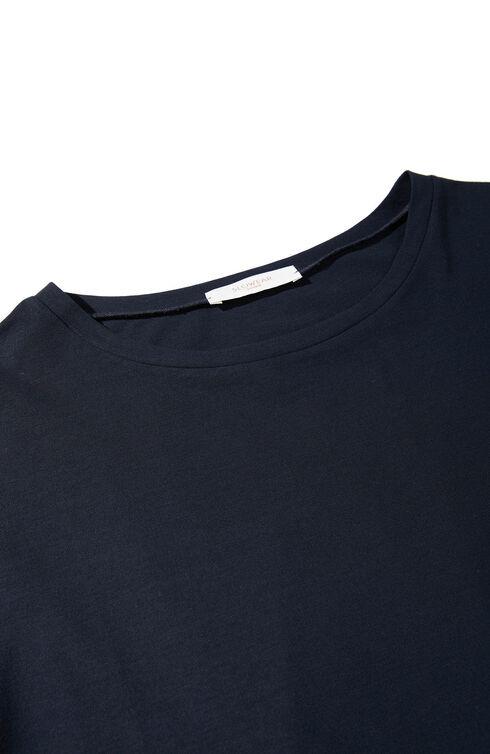 Regular fit crewneck with 3/4 sleeves in IceCotton , Slowear Zanone | Slowear
