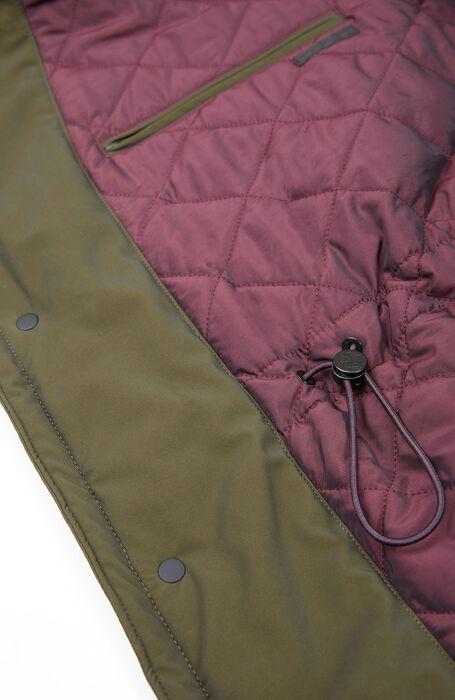 Carcoat monopetto imbottito , Montedoro - Urban Traveller | Slowear