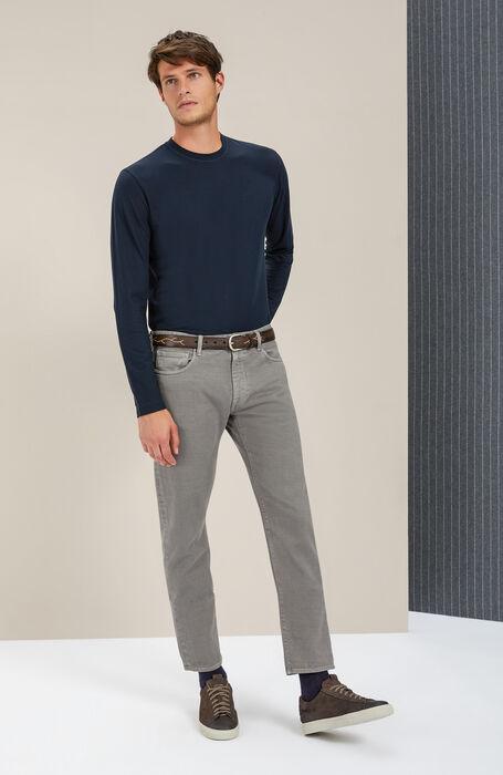 IceCotton Long Sleeve T-Shirt , Zanone | Slowear