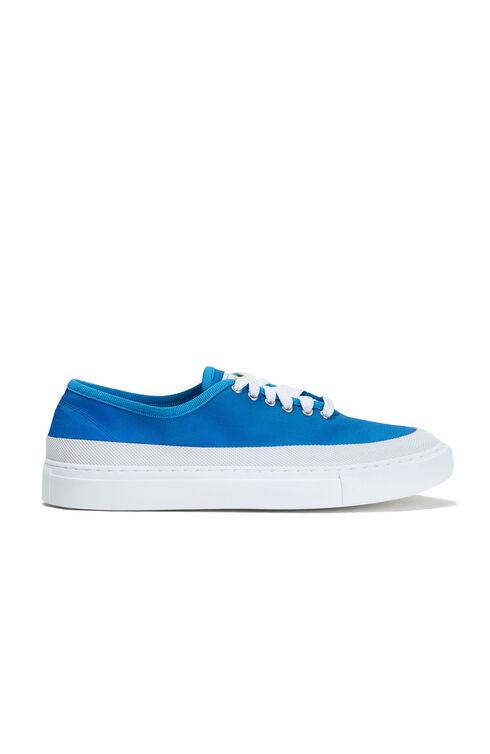 Light blue canvas trainers , Diemme X Slowear | Slowear