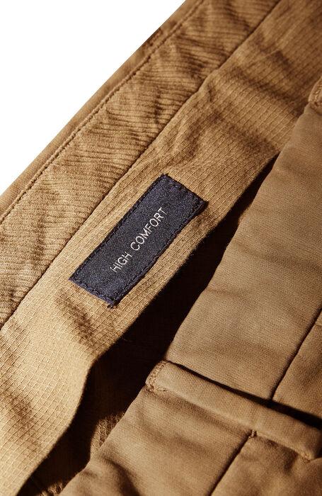 Slim-fit Doeskin walnut trousers , Incotex - Venezia 1951 | Slowear