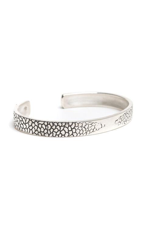 Rigid bracelet with turquoise details , Officina Slowear | Slowear