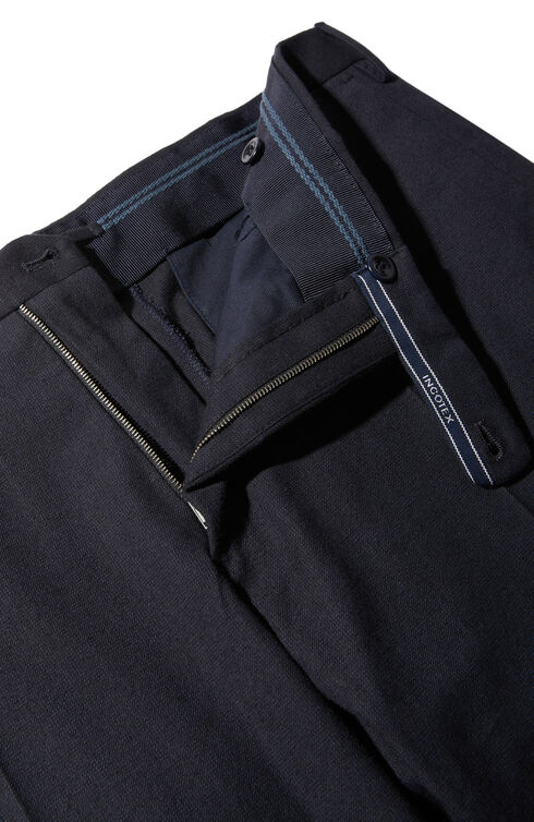 Hose Slim Fit aus Cloud-Baumwolle , Incotex - Venezia 1951 | Slowear