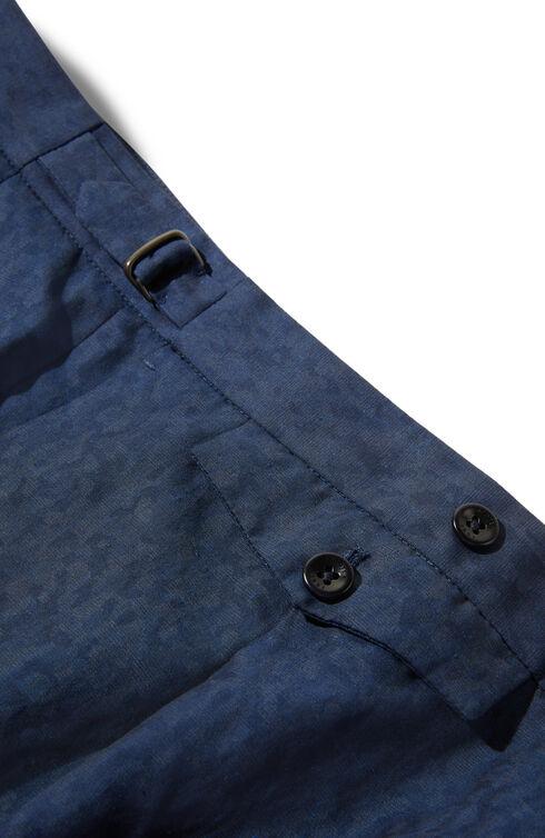 Slim-fit cotton and linen trousers , Incotex - Venezia 1951 | Slowear