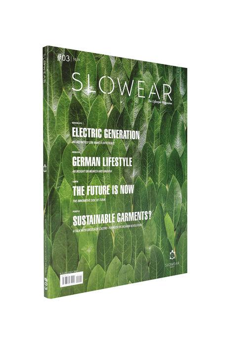 Slowear Magazine 03 SS19 , Officina Slowear | Slowear