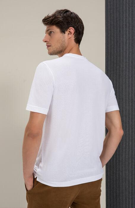 T-shirt girocollo a manica corta in IceCotton , Zanone | Slowear