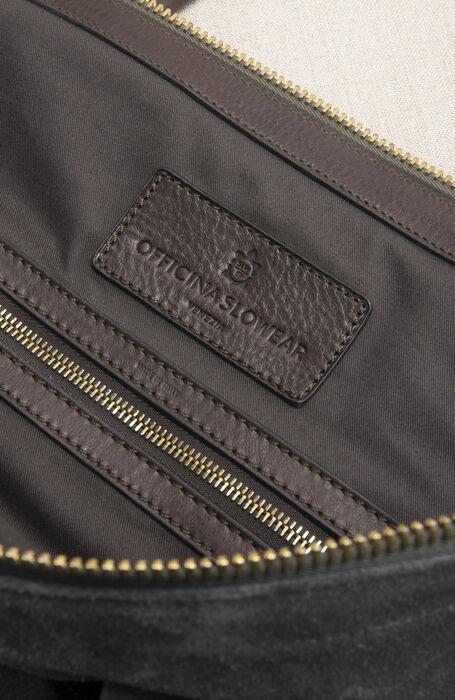 Leather work bag , Officina Slowear | Slowear