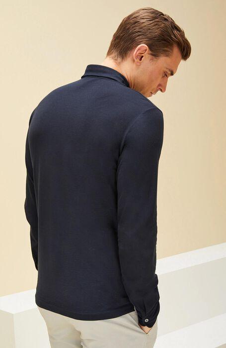 Camicia in IceCotton blu , Zanone | Slowear