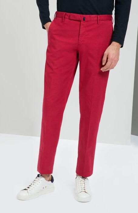 "Pantalone slim fit in cotone stretch ""Royal Batavia"" , Incotex - Venezia 1951 | Slowear"
