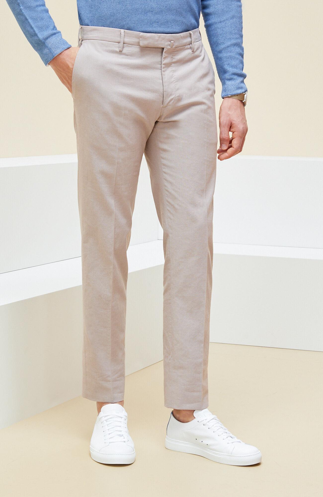 colore: NERO WATER WOOL Uomo Pantaloni NUOVO dimensioni: 52