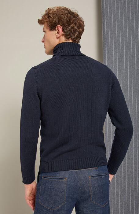 Merino wool turtleneck , Zanone   Slowear