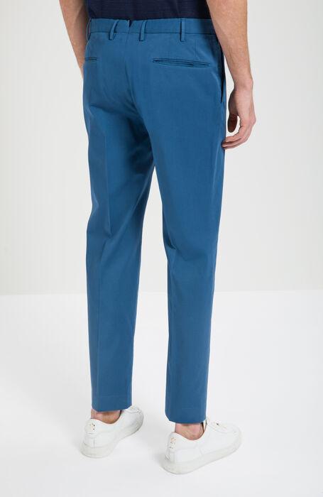 """Royal Batavia"" Stretch Cotton Slim Fit Trousers , Incotex - Venezia 1951 | Slowear"