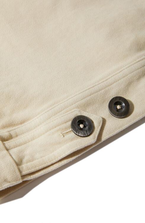 Semi-lined Moleskin blouse , Montedoro   Slowear
