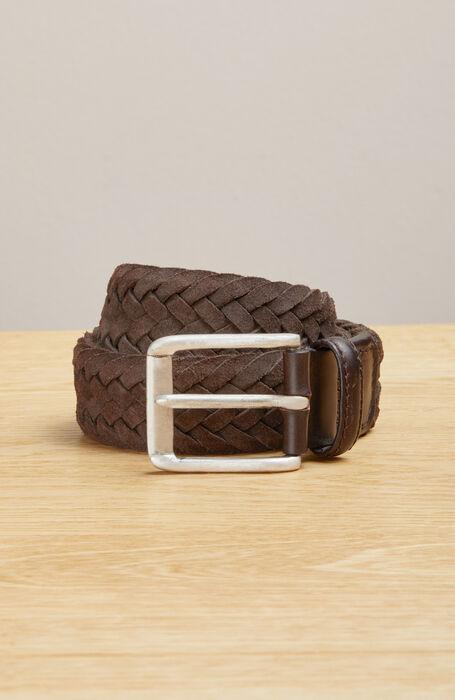 Woven wool belt , Officina Slowear | Slowear