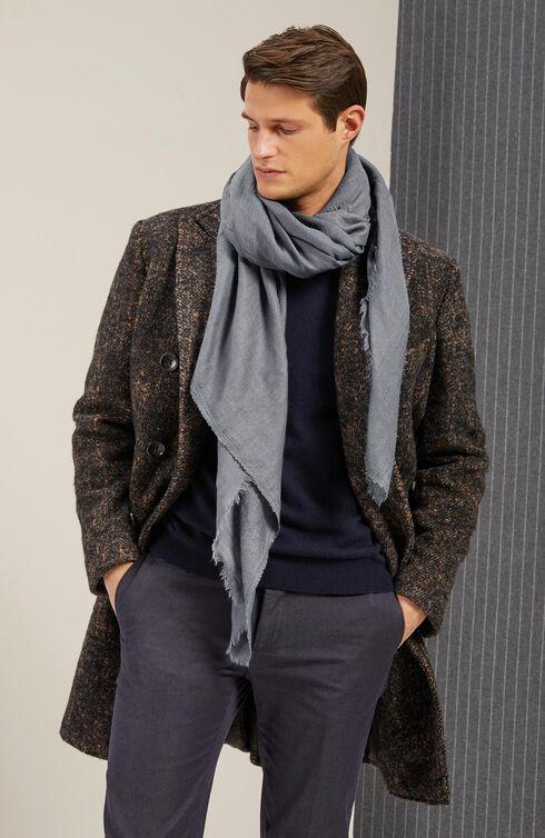 Cotton, cashmere and silk stole , Zanone   Slowear